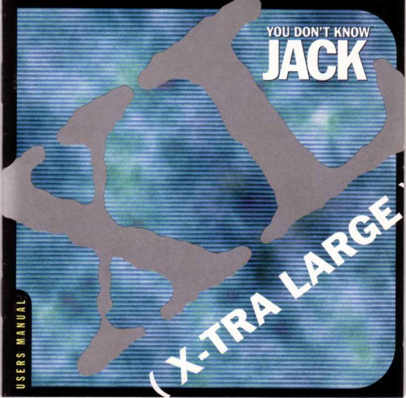 You Don't Know Jack XL: X-Tra Large