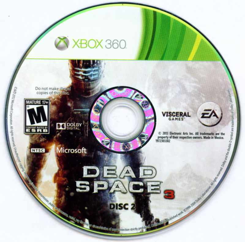 Dead Space 3 Limited Edition 2013 Box Cover Art Mobygames
