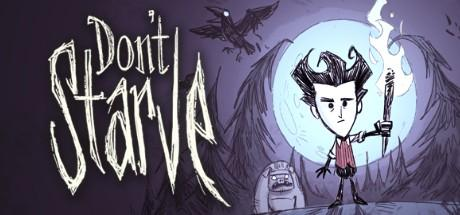 Don't Starve Linux Front Cover Steam release