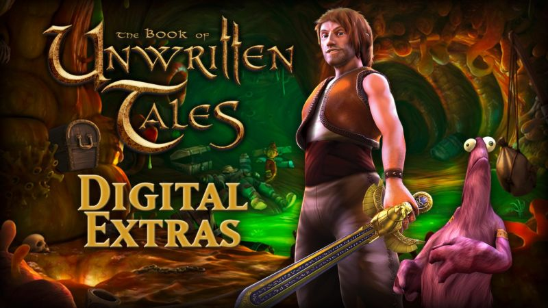 The Book of Unwritten Tales: Digital Extras