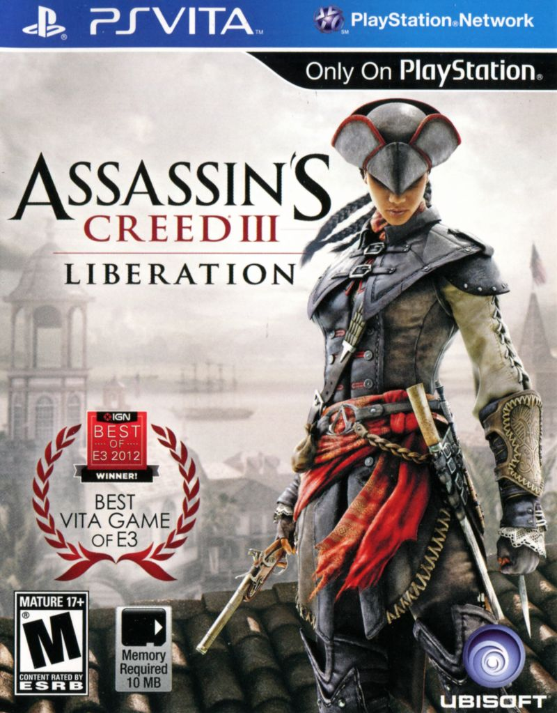 Assassin S Creed Iii Liberation 2012 Mobygames