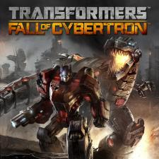 Transformers: Fall of Cybertron PlayStation 3 Front Cover