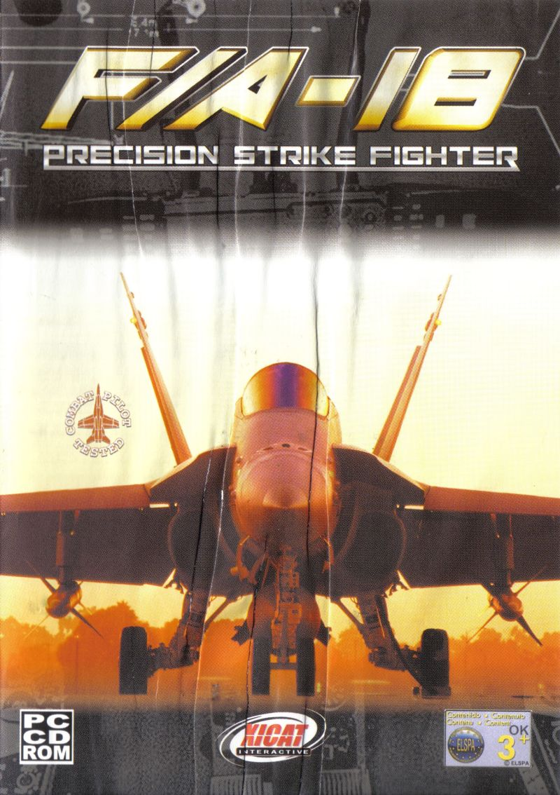 F/A-18 Precision Strike Fighter
