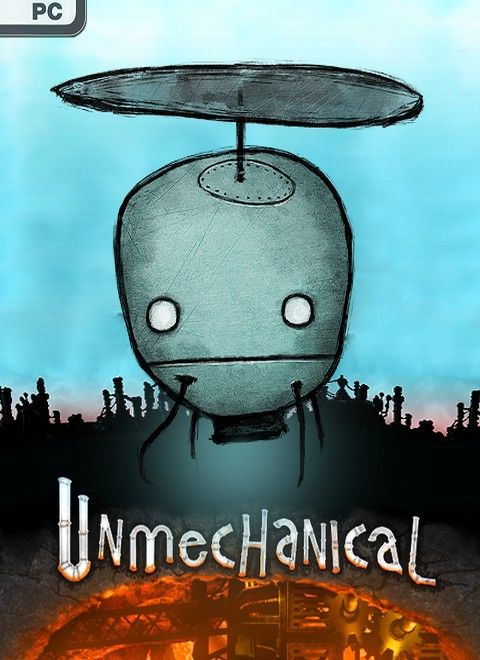 Unmechanical Windows Front Cover