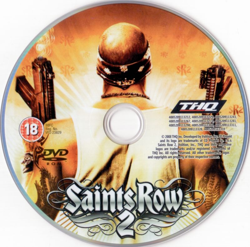 Saints Row 2 Windows Media