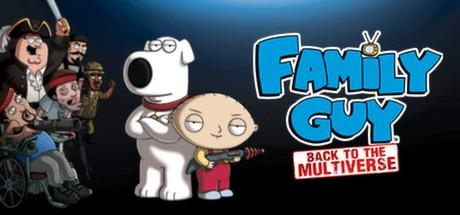 Family Guy Video Game Commentary Gameplay | Back To The ...