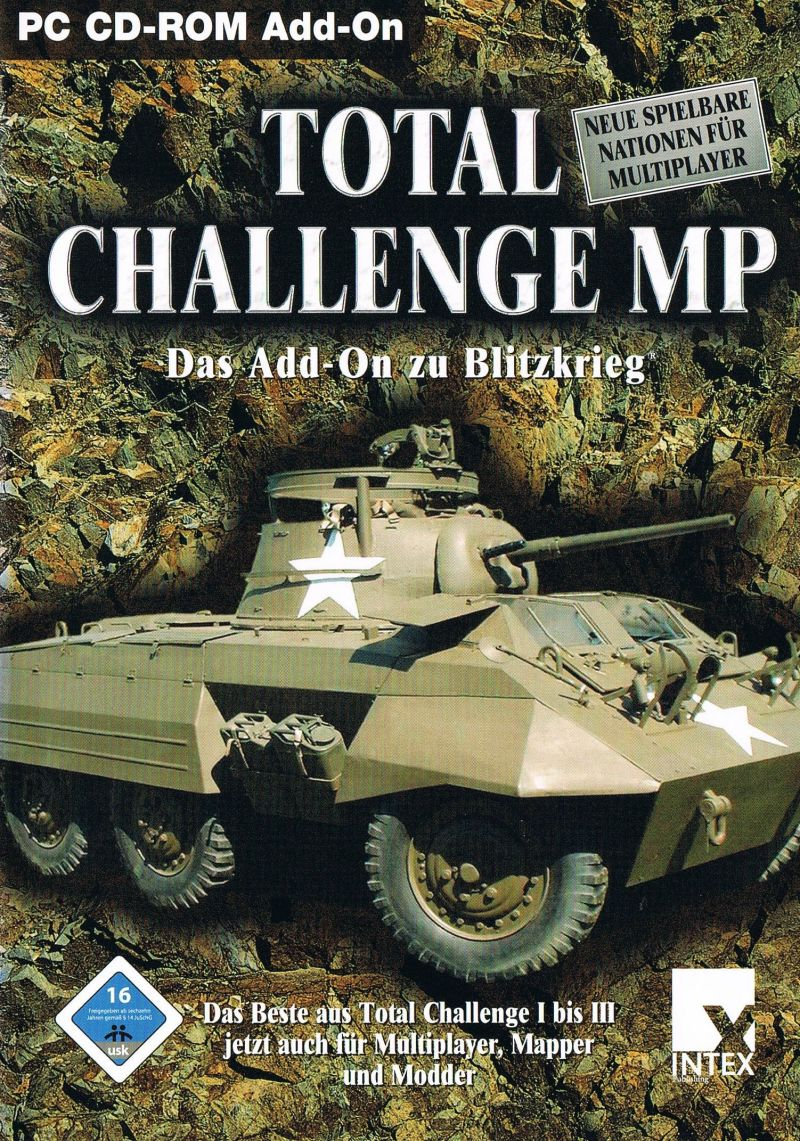 Total Challenge MP: Das Add-On zu Blitzkrieg