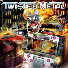 Twisted Metal PlayStation 3 Front Cover