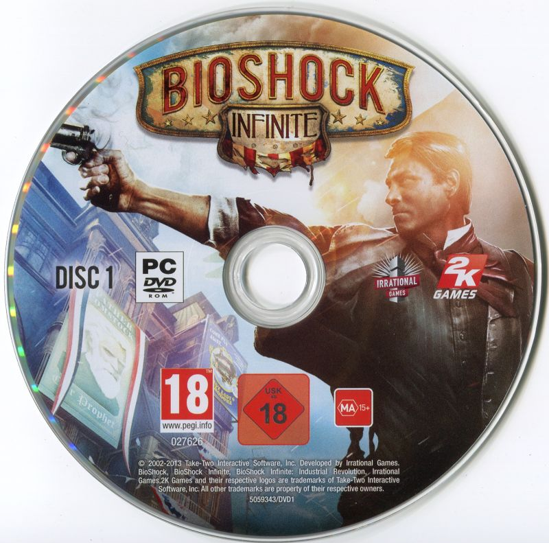 BioShock Infinite Windows Media 1/3