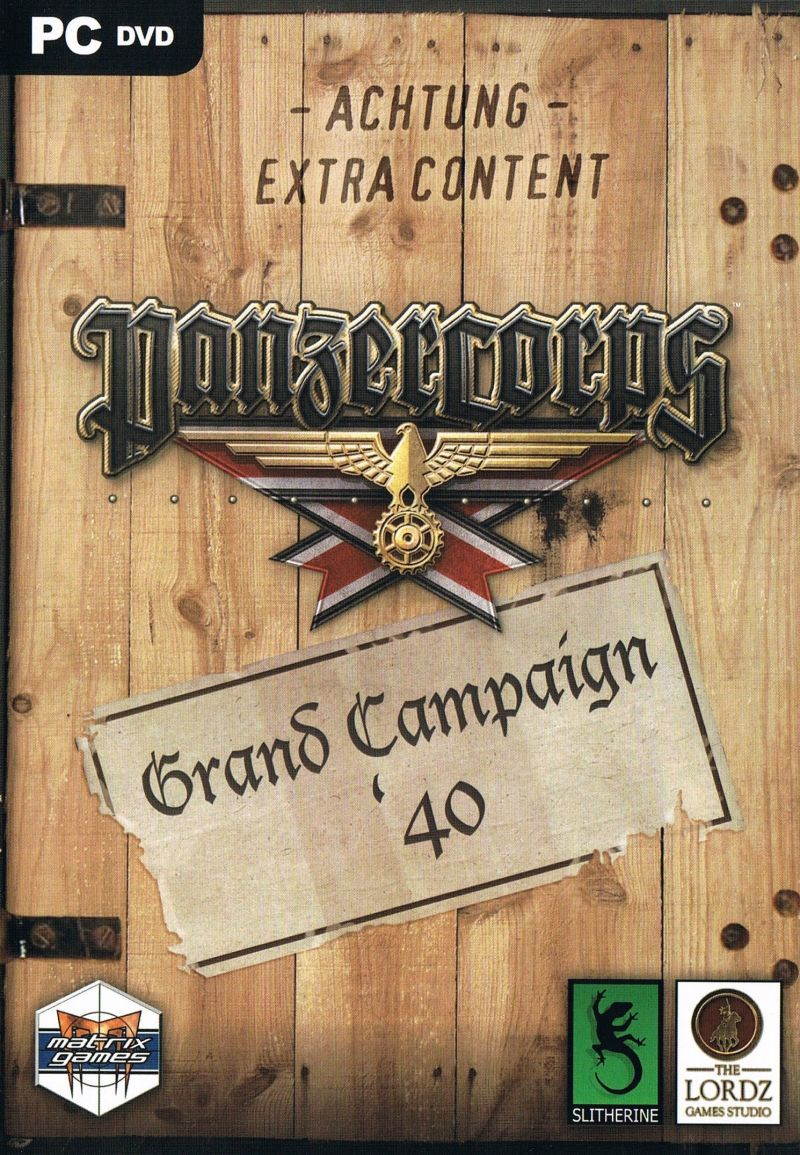 Panzer Corps: Grand Campaign '40
