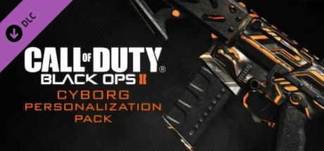 Call of Duty: Black Ops II - Cyborg Personalization Pack