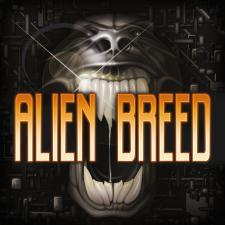 Alien Breed PlayStation 3 Front Cover