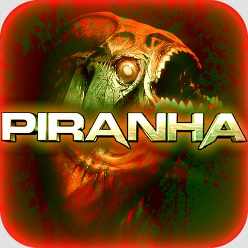 Piranha 3DD: The Game (2012) Android box cover art - MobyGames