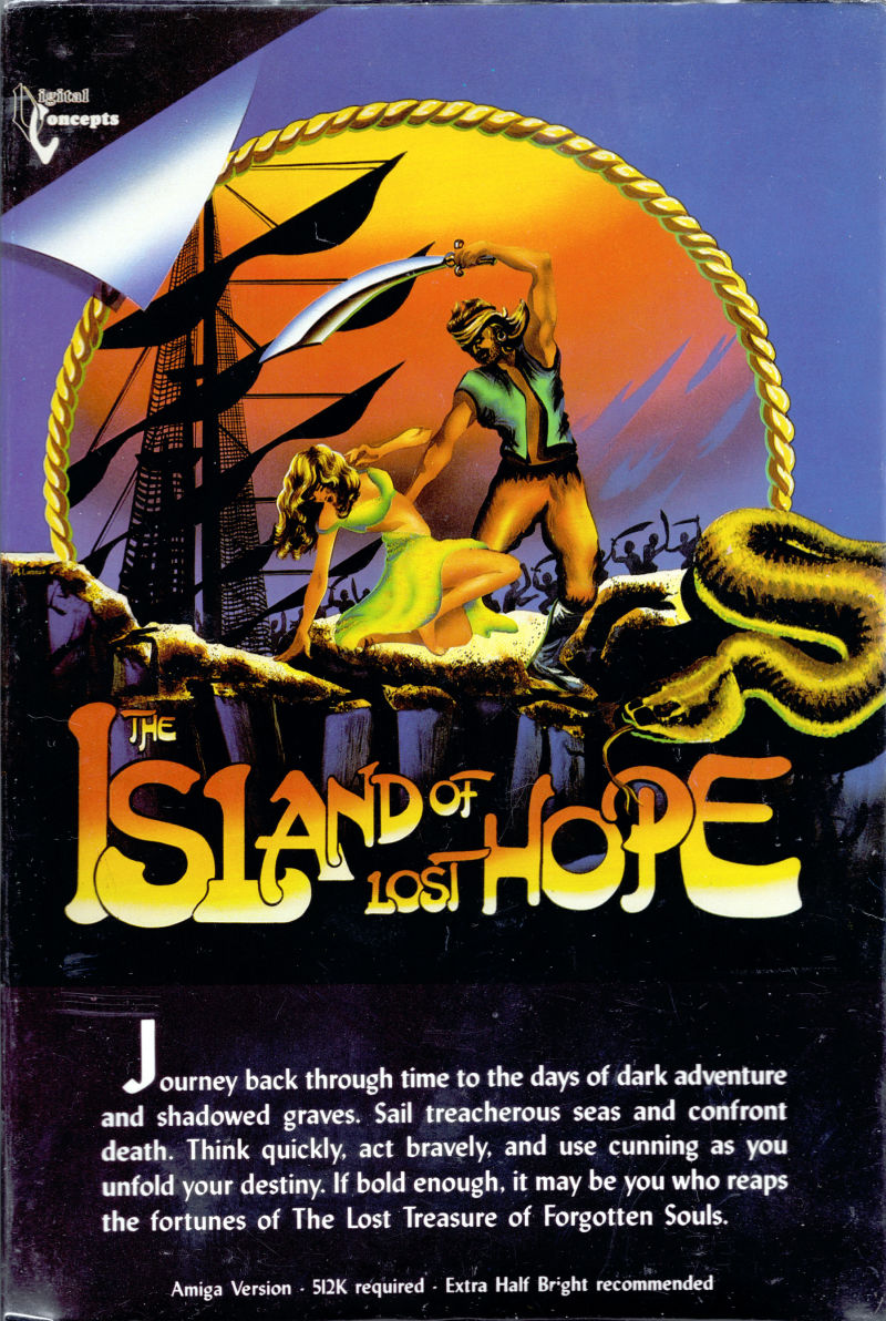 hope lost movie