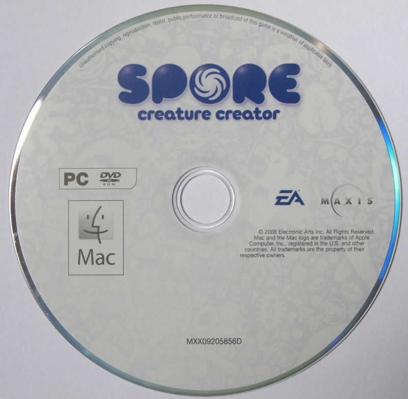 Spore Windows Media