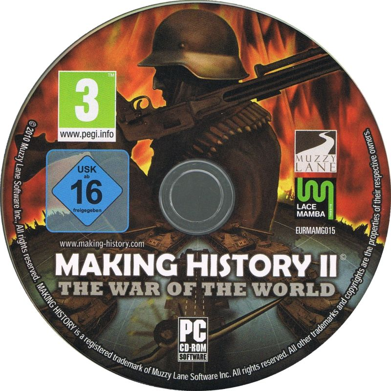 Making History II: The War of the World  Windows Media