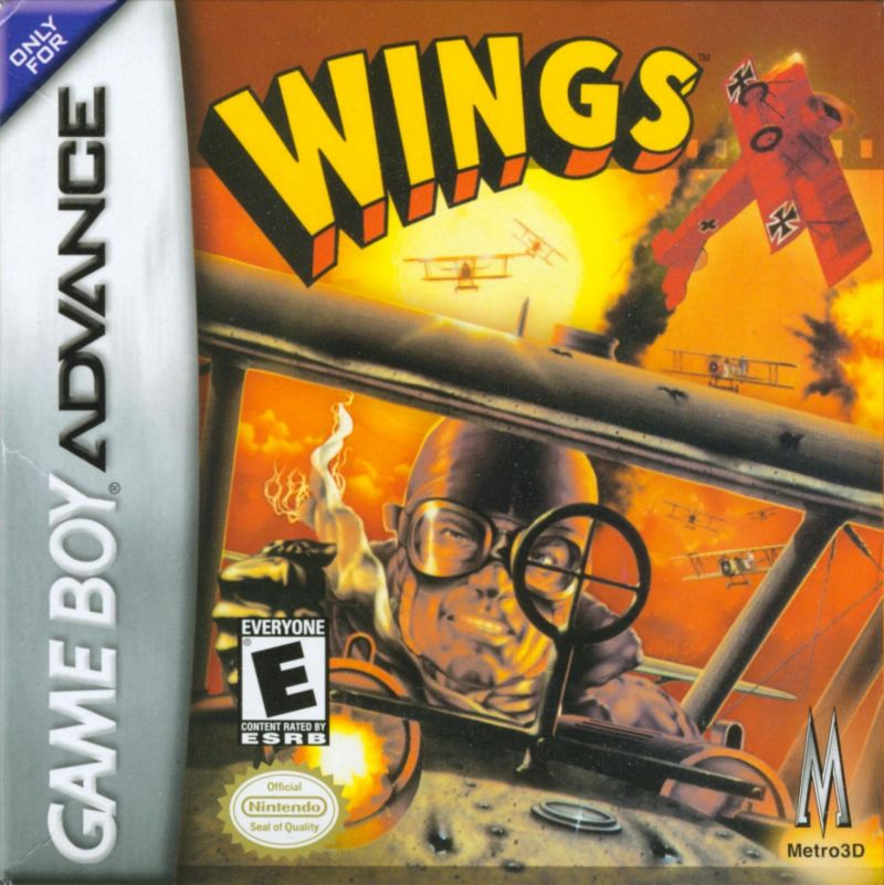 Wings (2003) Game Boy Advance credits - MobyGames