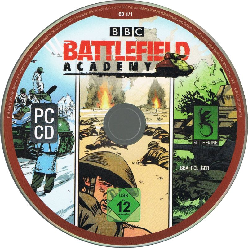 BBC Battlefield Academy Windows Media