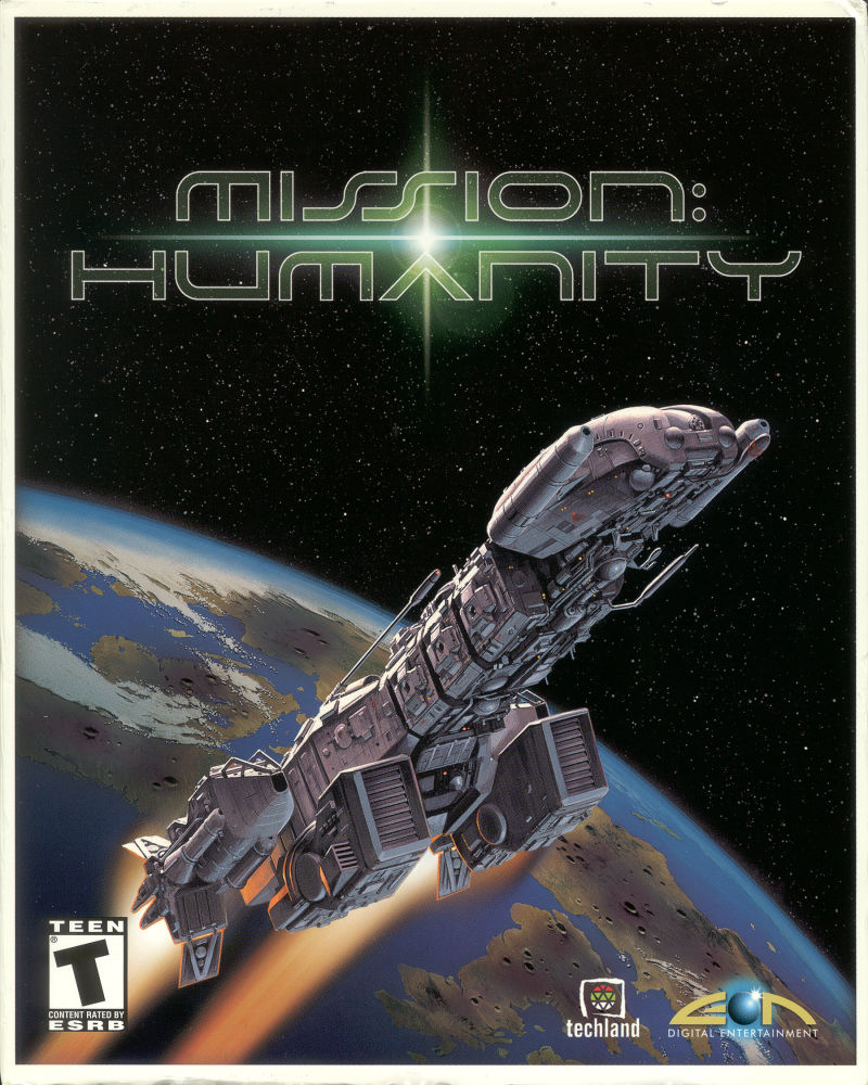 Mission: Humanity Windows Front Cover