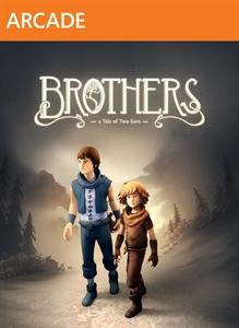 Brothers: A Tale of Two Sons Xbox 360 Front Cover