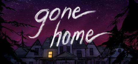 Gone Home Linux Front Cover