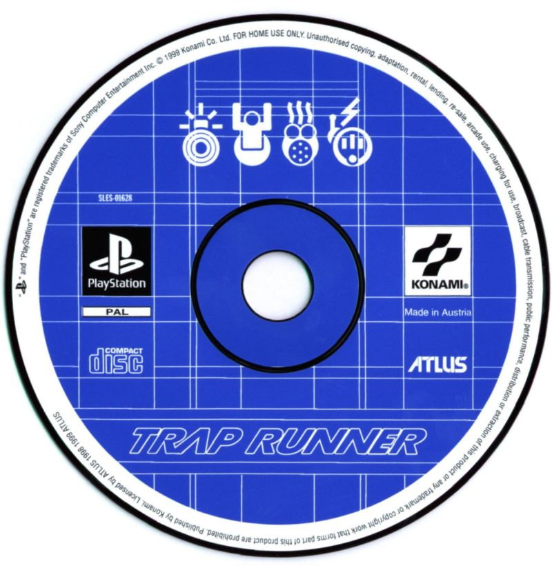 Trap Gunner PlayStation Media