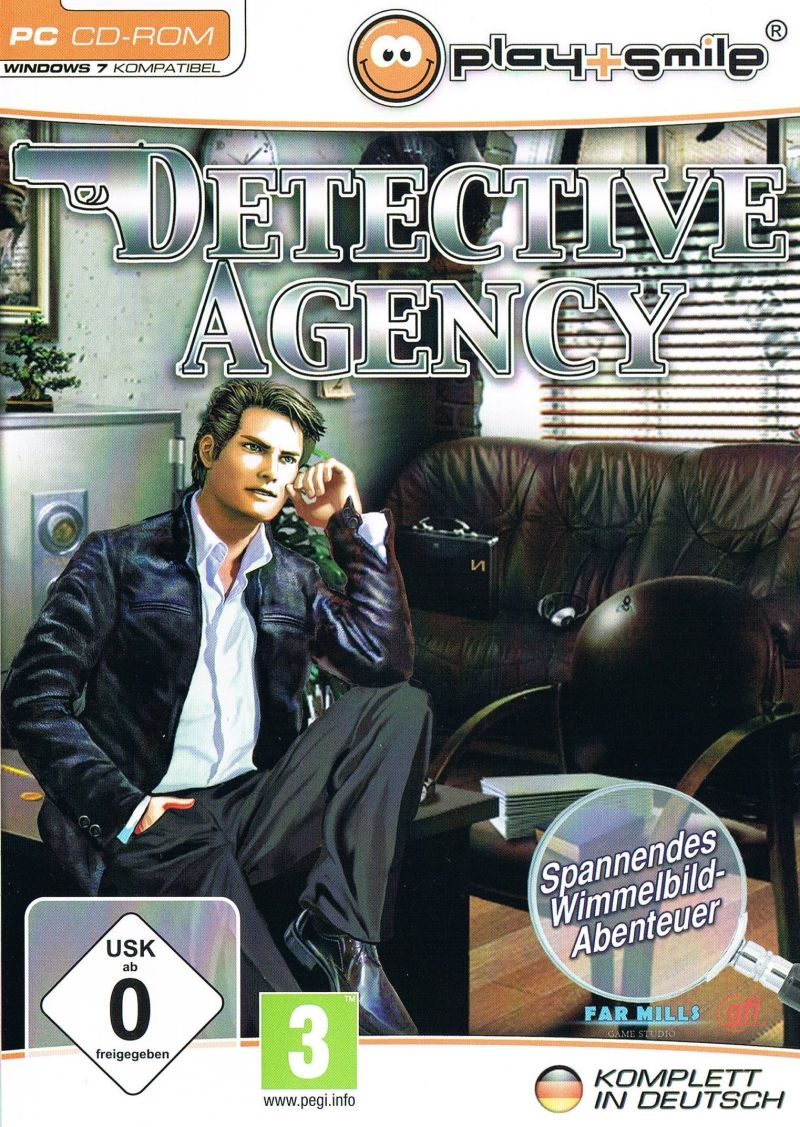 Detective Agency 2: The Bankers Wife