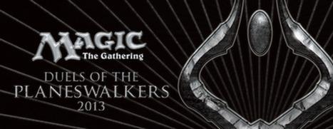 Magic: The Gathering - Duels of the Planeswalkers 2013 Windows Front Cover