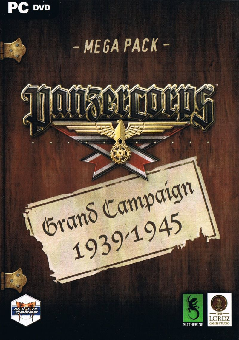 Panzer Corps: Grand Campaign 1939-1945 Mega Pack