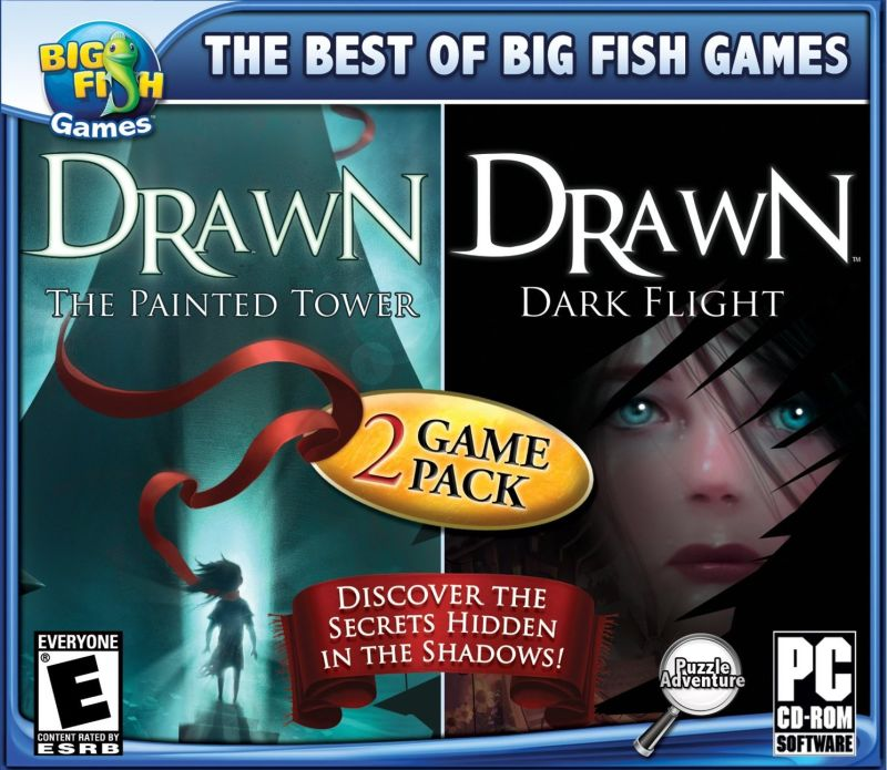 The Hidden Mystery Collectives: Drawn: The Painted Tower / Drawn 2: Dark Flight