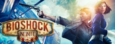 BioShock Infinite Linux Front Cover 1st version