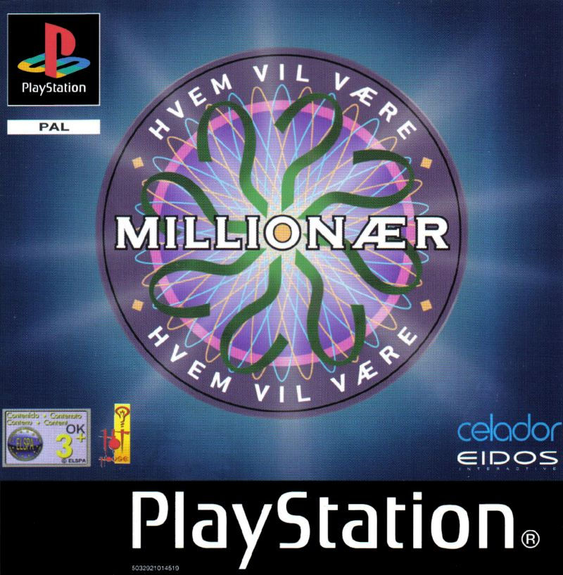 Who Wants To Be A Millionaire For PlayStation (2000