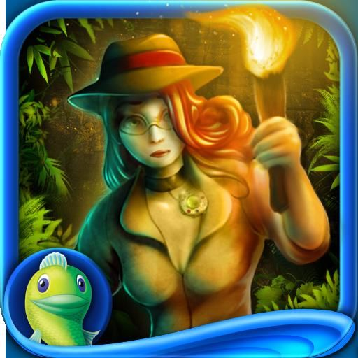 Alexandra Fortune: Mystery of the Lunar Archipelago iPad Front Cover