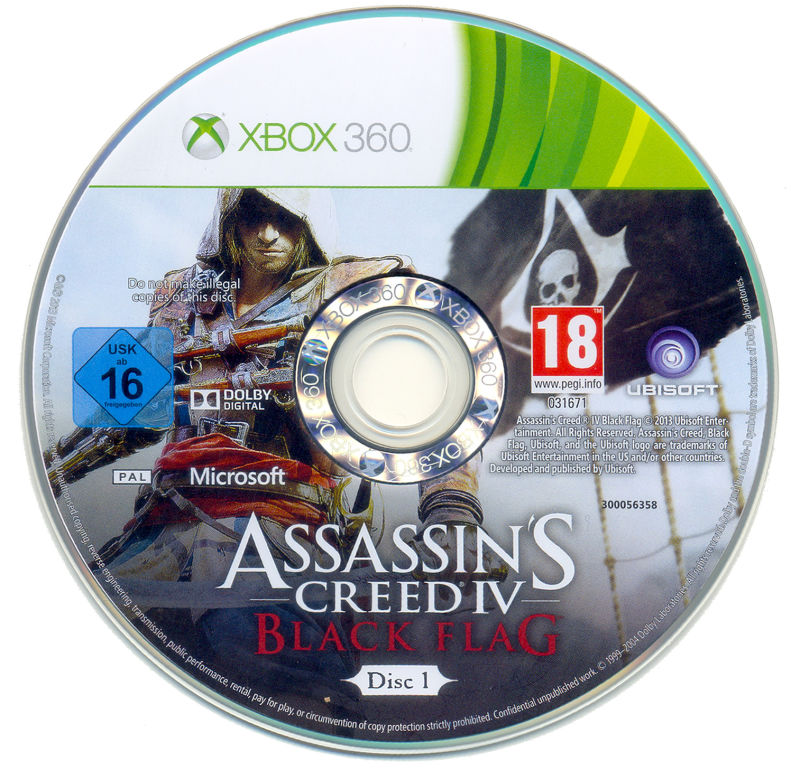 assassins creed iv black flag special edition 2013