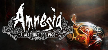 Amnesia: A Machine for Pigs Linux Front Cover