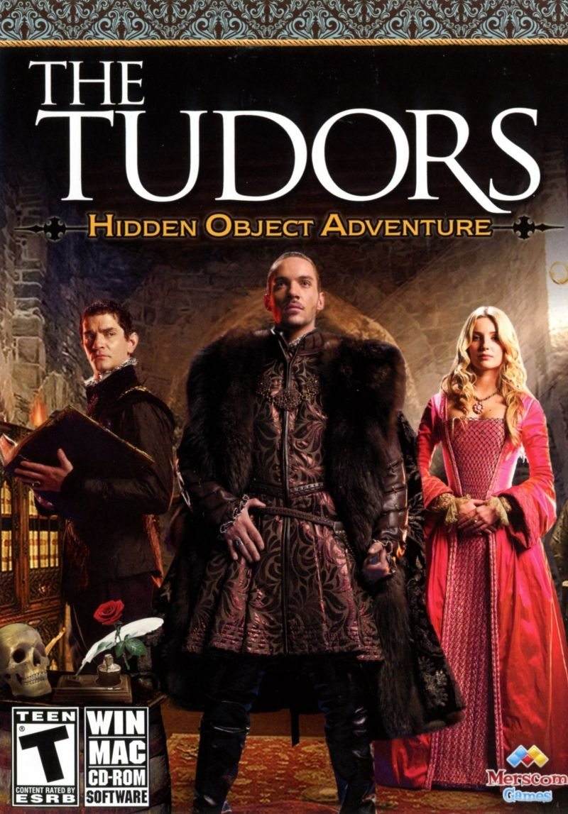 The Tudors Macintosh Front Cover
