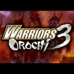 Warriors Orochi 3 PlayStation 3 Front Cover