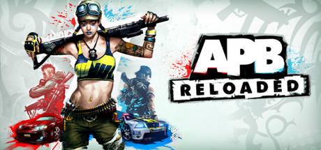 APB Reloaded Windows Front Cover