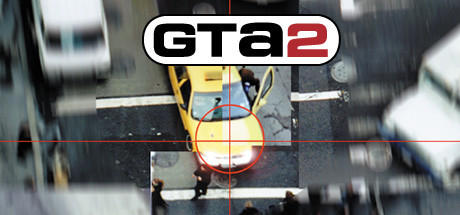 Grand Theft Auto 2 Windows Front Cover Newer cover version