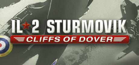 IL-2 Sturmovik: Cliffs of Dover Windows Front Cover Updated cover artwork