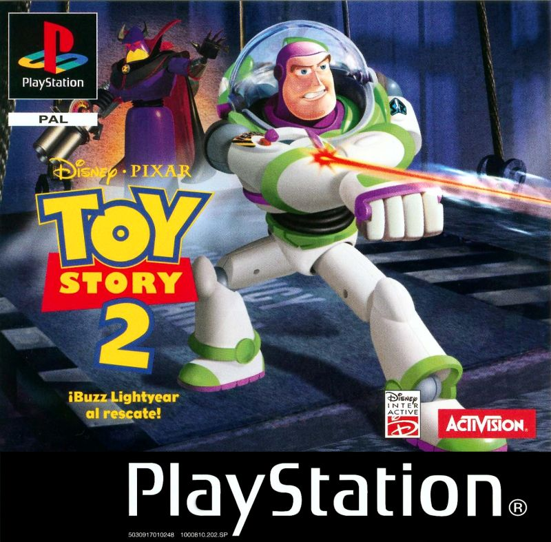 Case Of Toy Story Games : Disney pixar toy story buzz lightyear to the rescue