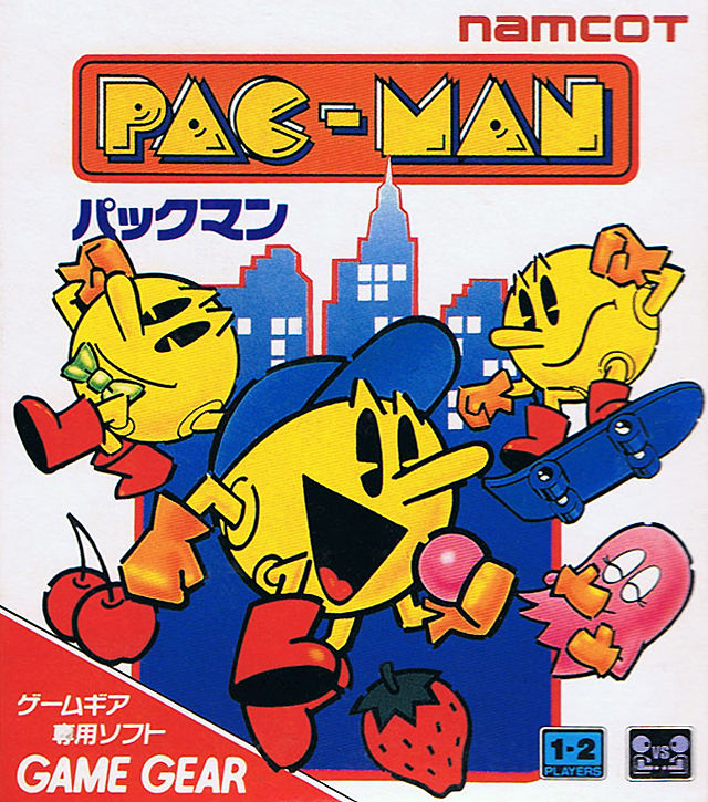 pac man platforms