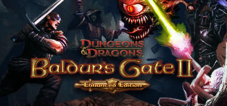 Baldur's Gate II: Enhanced Edition Linux Front Cover