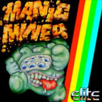 Manic Miner Windows Phone Front Cover