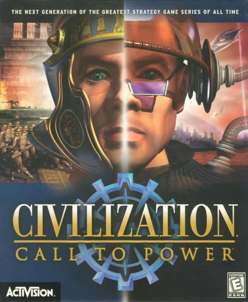 Civilization: Call to Power Windows Front Cover