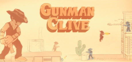 Gunman Clive Windows Front Cover