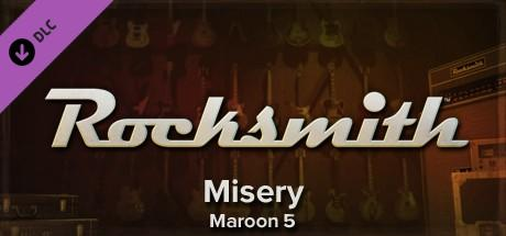 Rocksmith: Maroon 5 - Misery