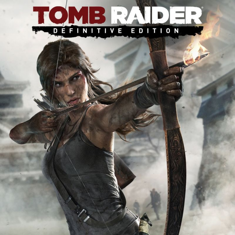 Tomb Rider Wallpaper: Tomb Raider: Definitive Edition For PlayStation 4 (2014