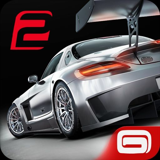 GT Racing 2: The Real Car Experience Android Front Cover initial release