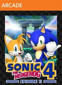 Sonic The Hedgehog 4 Episode Ii For Xbox 360 2012 Mobygames